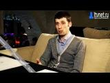 Михаил Гаврилов. Интервью для первого Интернет-телевидения
