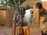 Креативное лечение от головной боли по африкански