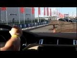 Тест драйв нового Range Rover Sport V8 510 л.с.